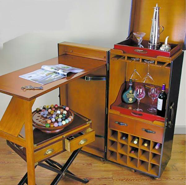 malle bar. Black Bedroom Furniture Sets. Home Design Ideas