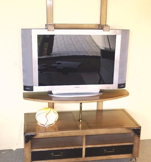 Meuble TV chevalet
