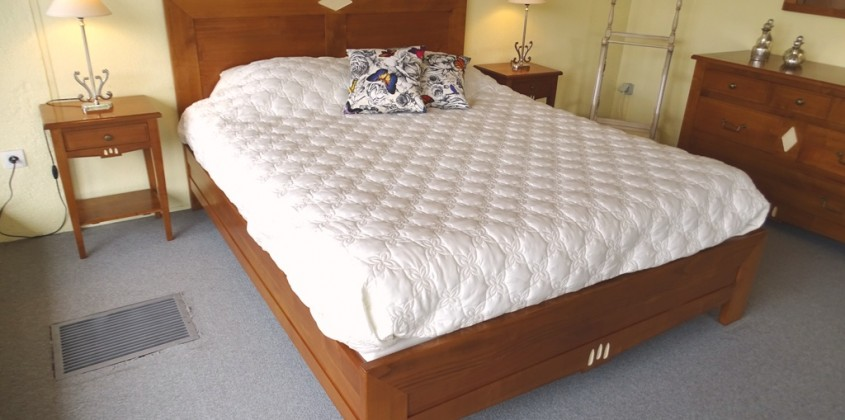 Chambre à coucher Directoire