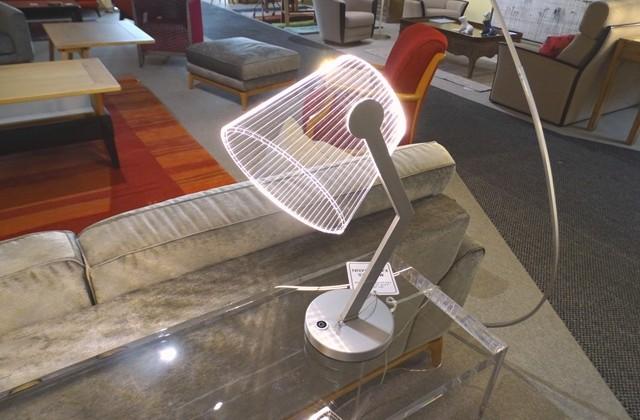 lampe contemporaine meubles kautzmann. Black Bedroom Furniture Sets. Home Design Ideas