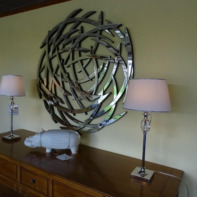 Miroir sculpture